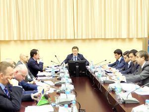 Александр Новак провел заседание по вопросам энергосбережения и повышения энергоэффективности