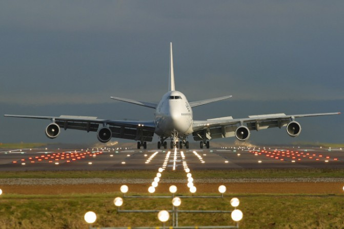 Boeing будет вырабатывать электричество с помощью шума