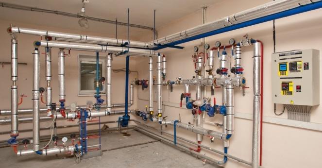 Установка общедомовых узлов учета тепловой энергии под ключ