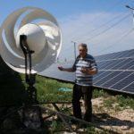 В Севастополе разработали колесный ветрогенератор