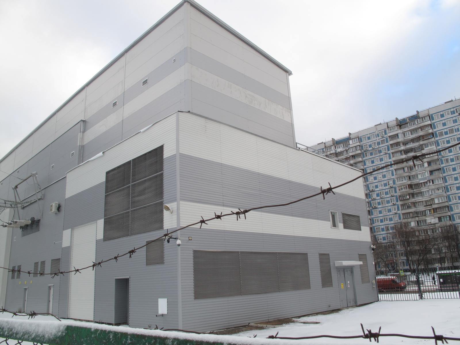Публичное акционерное общество «Московская объединенная электросетевая компания»