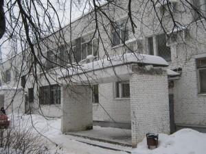 """Здание УМП """"РКЦ г. Лобня"""", расположенное по адресу: г. Лобня, ул. Чкалова, д. 6"""