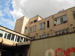 Здание ГНУ ВНИМИ Россельхозакадемии